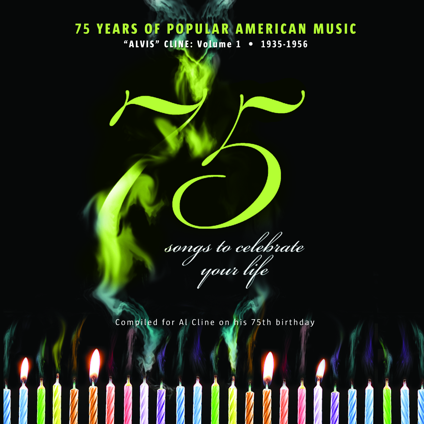 75 years celebrating music cd cover